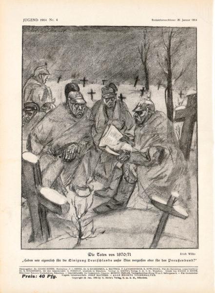 Die Toten von 1870/71