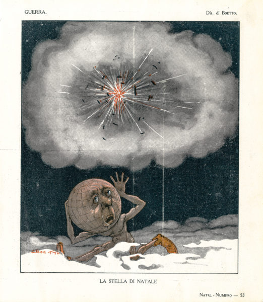 Guerra. La stella di Natale