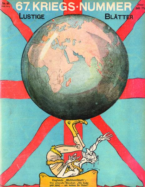 Englands 'Weltherrschaft'
