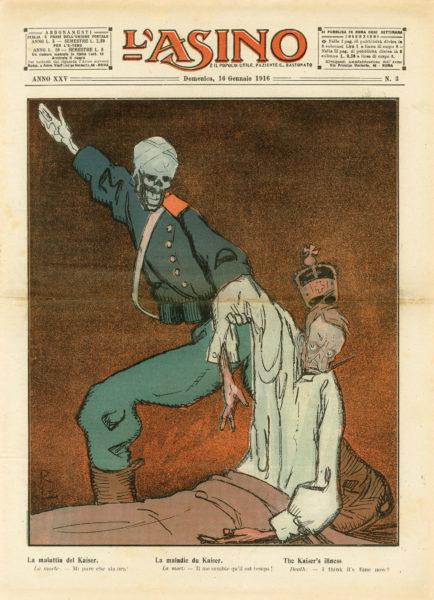 La malattia del Kaiser