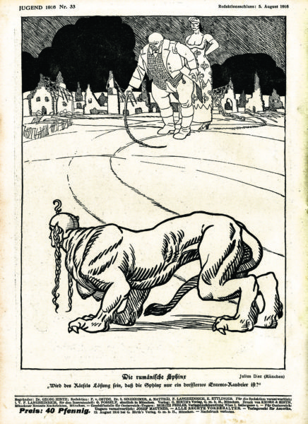 Die rumänische Sphinx