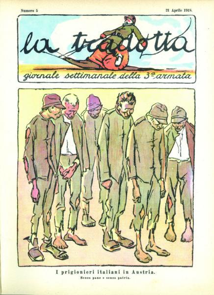 I prigionieri italiani in Austria